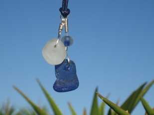 Sea Glass Pendant