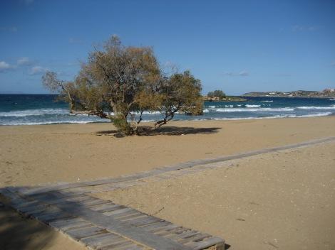 beach in Kalathas